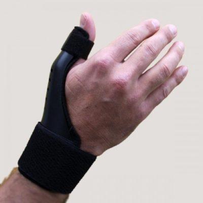 pouce, bandage, poignet