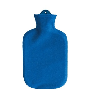 bouillote, bleu