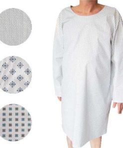 chemise, hospital