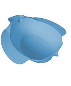 cuvette, bleu