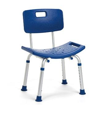 chaise, douche